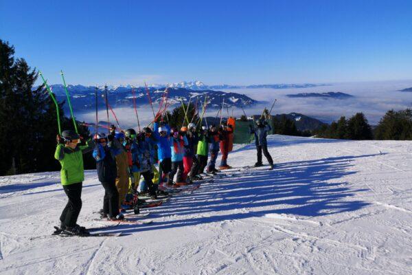Skilager der 7. Klassen