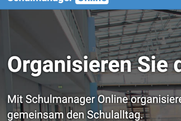 Schulmanager Online